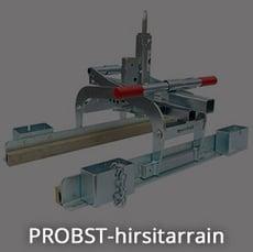 PROBST-hirsitarrain