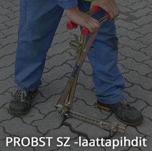Probst SZ -laattapihdit.jpg