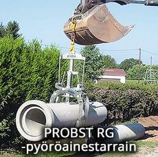 PROBST_RG -pyöröainestarrain