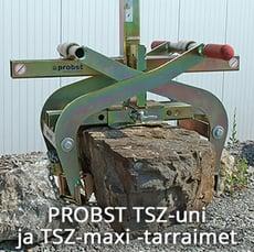 PROBST_TSZ-uni ja TSZ-maxi