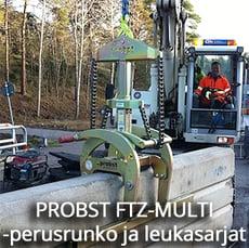 Probst_ FTZ-MULTI -perusrunko ja leukasarjat