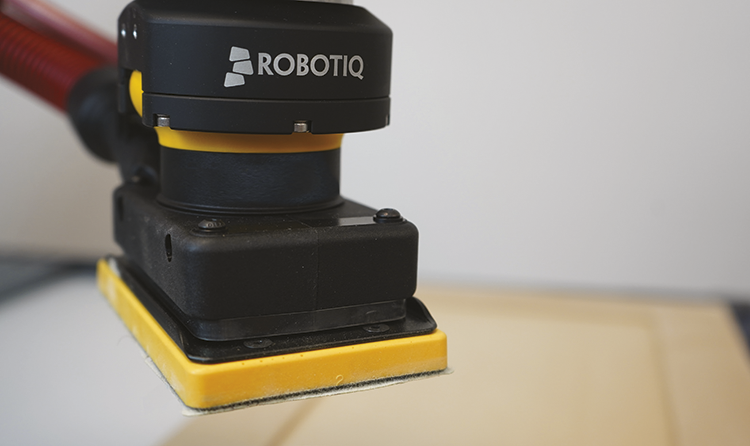 Robotiq surface finishing kit