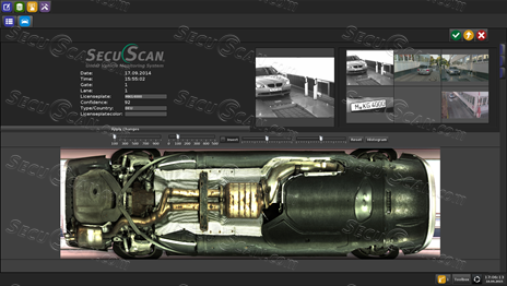 SecuScan-kayttoliittyma