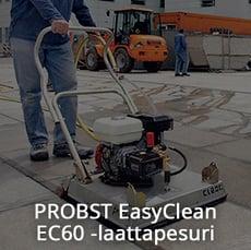 PROBST EasyClean EC60-laattapesuri