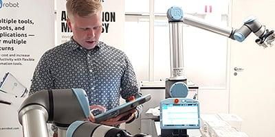 Machine Tool _vuokraa robotti ja asiantuntija