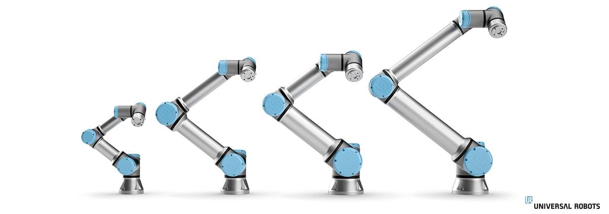 Universal Robots -yhteistyörobotit  | Machine Tool