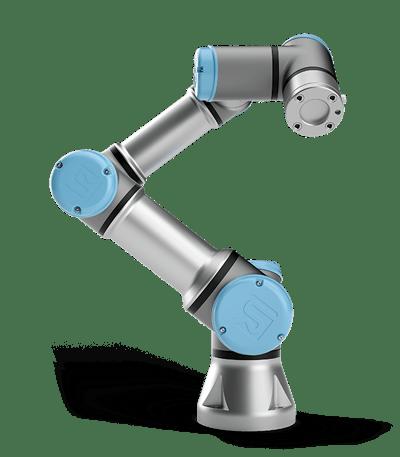 UR3e Universal Robots yhteistyörobotti