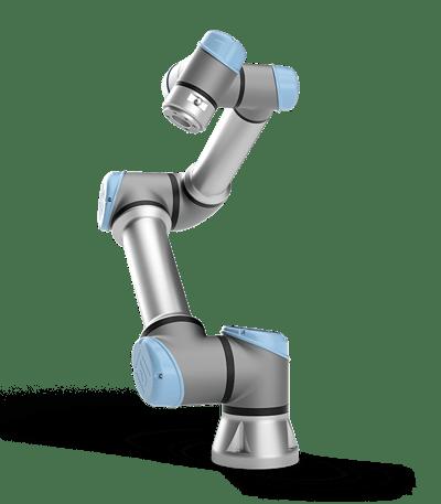UR5e Universal Robots yhteistyörobotti